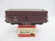 MES-45205Kleinbahn 356 H0 Schüttgutwagen ÖBB 866374,Mulden etwas staubig,