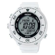 SEIKO PROSPEX SBEP011 FIELDMASTER LOWERCASE CHRONO Solar Digital Men's Watch
