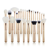 Jessup 25Pcs Makeup Brush Set Professional Kabuki Foundation Face Eyeshadow Kit