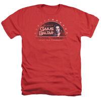 Battlestar Galactica New Series BSG75 Licensed Adult Heather T-Shirt All Sizes