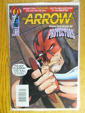 Arrow #1 (Oct 1992, Malibu)