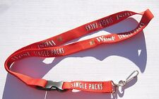 WEST Single Packs Schlüsselband Lanyard NEU (A51)