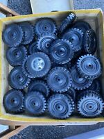 Vintage Tires Wheels Lot Parts Truck Nylint structo buddy tonka