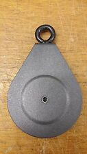 "(1) Bowflex Xtreme 1 Extreme 2 Grey 3.5"" Pulley - Works as a black replacement"