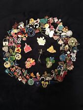 DISNEY TRADING PINS LOT OF 100 - 100% TRADABLE - NO DOUBLES- FAST US SHIPPER