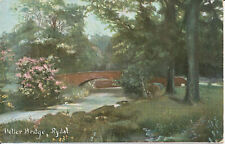PC21362 Pelter Bridge. Rydal. Hildesheimer. 1905
