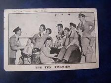 The Ten Tommies  - Theatre / Music Hall Theatrical History