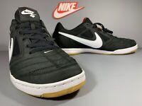 """Nike SB Gato """"Orange Label"""" Black Skateboarding Shoes Men's Size 13 CD6749-001"""