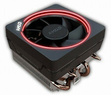 New AMD Wraith Max AMD CPU COOLER WITH RGB LED / Freeship&Tracking