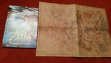 Zelda Breath of the Wild Explorer's Edition Guide and Map - **NO GAME INCLUDED**