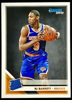 2019-20 Panini Donruss RJ Barrett Rated Rookie RC New York Knicks🔥🔥📈