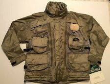 Brand New W Tag Sportchief 2 In 1 Vest & Jacket Fishing Full Zip Pockets