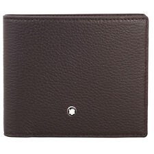 Montblanc Meisterstuck 6 CC Leather Wallet - Brown