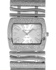 VARSALES Ladies Silver Tone Quartz Watch - BRAND NEW