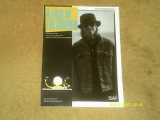 TOM PETTY sheet music A Face in the Crowd 1989 4 pages (VG+ shape)