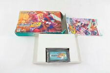 Nintendo Gameboy Advance Rockman Zero 2 jeu NTSC japonais