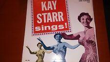 Kay starr-life is a ball-mono lp-coronet-106 vocal jazz