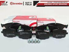 FOR ALPINA B7 BMW 5 6 7 SERIES F07 F10 F12 F01 FRONT REAR BREMBO BRAKE PADS