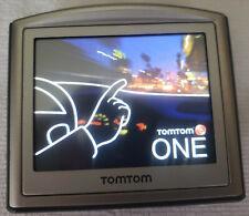 GPS TomTom ONE Tercera Edicion, Ver imagenes, con dos Soprtes Soporta Radares