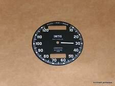 Smiths Chronometric Speedometer Face Dial SC5301/06 Triumph BSA Norton 120 mph