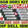 8GB (4x 2GB) PC3-10600R Memory KIT for Dell PowerEdge T310 T410 T610 T710