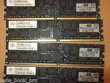 16GB (4x4) Memory for HP BL870C, 860C,RX2660 DDR2 667 PC2 5300P p/n 405477-061