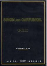 Simon and Garfunkel ~ Gold Greatest Hits DVD