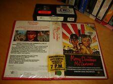 Betamax *MERRY CHRISTMAS Mr. LAWRENCE* 1983 Pre Cert Australian Star - 1st Issue