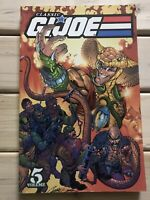 CLASSIC G.I. JOE Volume 5 TPB Collection 2009 IDW Comics Great Condition