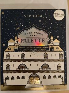 Sephora Collection Once Upon A Palette Eyeshadow & Face Powder Limited Edition