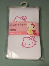 Hello Kitty Cute Infant Tights 12-24 Months New