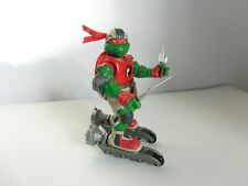 "2003 TMNT Extreme Sports Skatin' Raphael 5.5"""