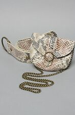 NEW VANS 3 in 1 WALK ABOUT SNAKE SKIN BELT AND PURSE BUCKLE MD M MEDIUM NEW 3IN1