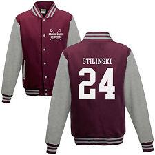 Beacon Hills Lacrosse Varsity Jacket - Teen Wolf Stilinski Lahey McCall College