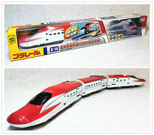 TOMY PLARAIL S-14 E6 SHINKANSEN KOMACHI BATTERY MOTORISED TOY TRAIN 886891