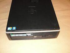 HP Elite 8100 SFF Desktop  Case + Windows COA