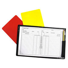 Precision Training Referees Note Book