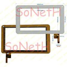 """Vetro Touch screen 7,0"""" Mediacom SmartPad 706I M-MP706i Tablet PC Bianco"""