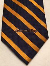 NWT Carleton College TIE Necktie KNIGHTS Northfield Minnesota VESI Neckwear