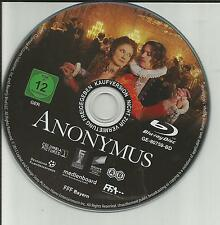 Anonymus von Roland Emmerich / BluRay - ohne Cover #533