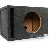 """Atrend 13W7SV Vented Ported 13"""" Subwoofer Enclosure Box For JL Audio 13W7 Subs"""