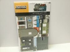 SUPERQUICK B22 2 Country Town Shops - Card Kit