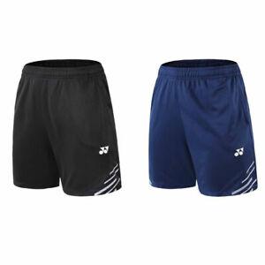 New men's outdoor sports pants badminton breechcloth Tennis Running shorts