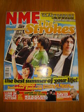 NME 2003 MAY 31 STROKES RADIOHEAD EMINEM DEFTONES