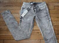 G-STAR Jeans  Femme W 25 - L 32 Taille Fr 34 MIDGE CODY MID SKINNY NEUF(Réf J079
