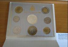 NL* Vaticano Giovanni Paolo II Divisionale 2000 XXII 8 VALORI 1000 Lire Ag FDC