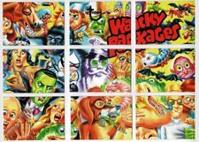 2013 Wacky Packages 4th Series 4 Complete Checklist Puzzle Set No Sketch 93/150