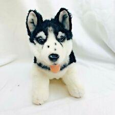 Disney Snow Dogs Demon Stuffed Animal Toy husky Alaskan malamute dog toy plush