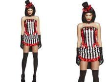 Disfraces de mujer de color principal negro talla XS, Halloween
