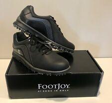 FOOTJOY NEW Mens PRO SL GOLF SHOES Style 53273 BLACK SIZE 9.5 Medium M
